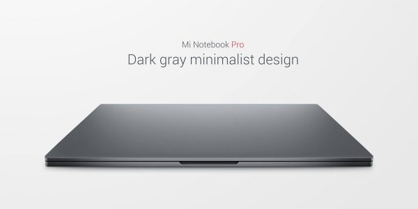 Mi-Notebook-Pro-design