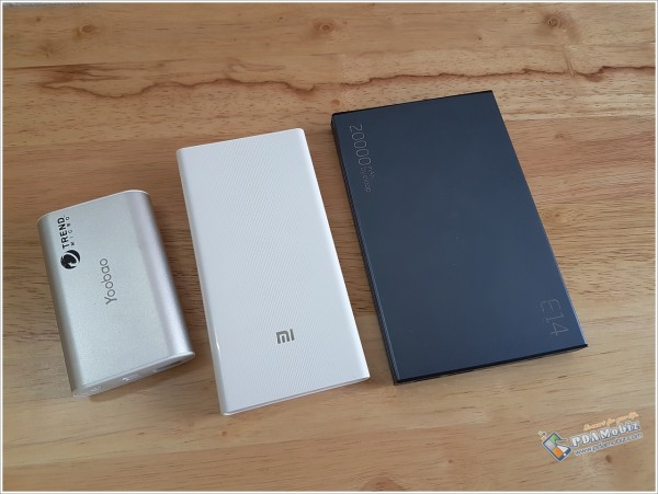 Xiaomi Power Bank 20000mAh 11