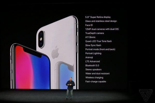 iPhone X 30