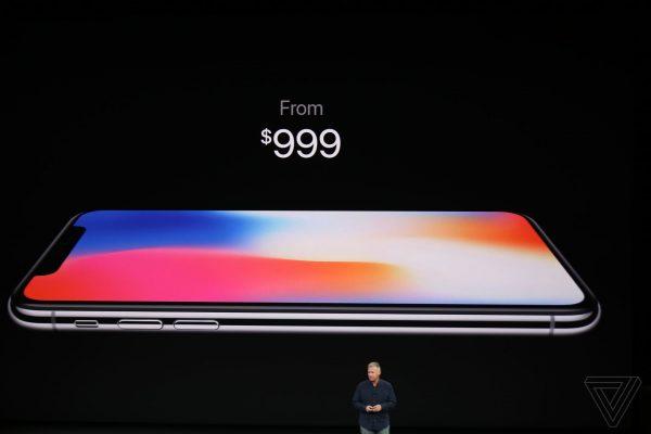 iPhone X 34