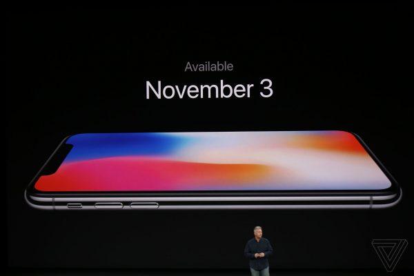 iPhone X 35