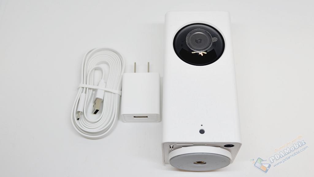รีวิว Xiaomi Mijia Dafang Smart Camera 1080P หมุนได้รอบตัว