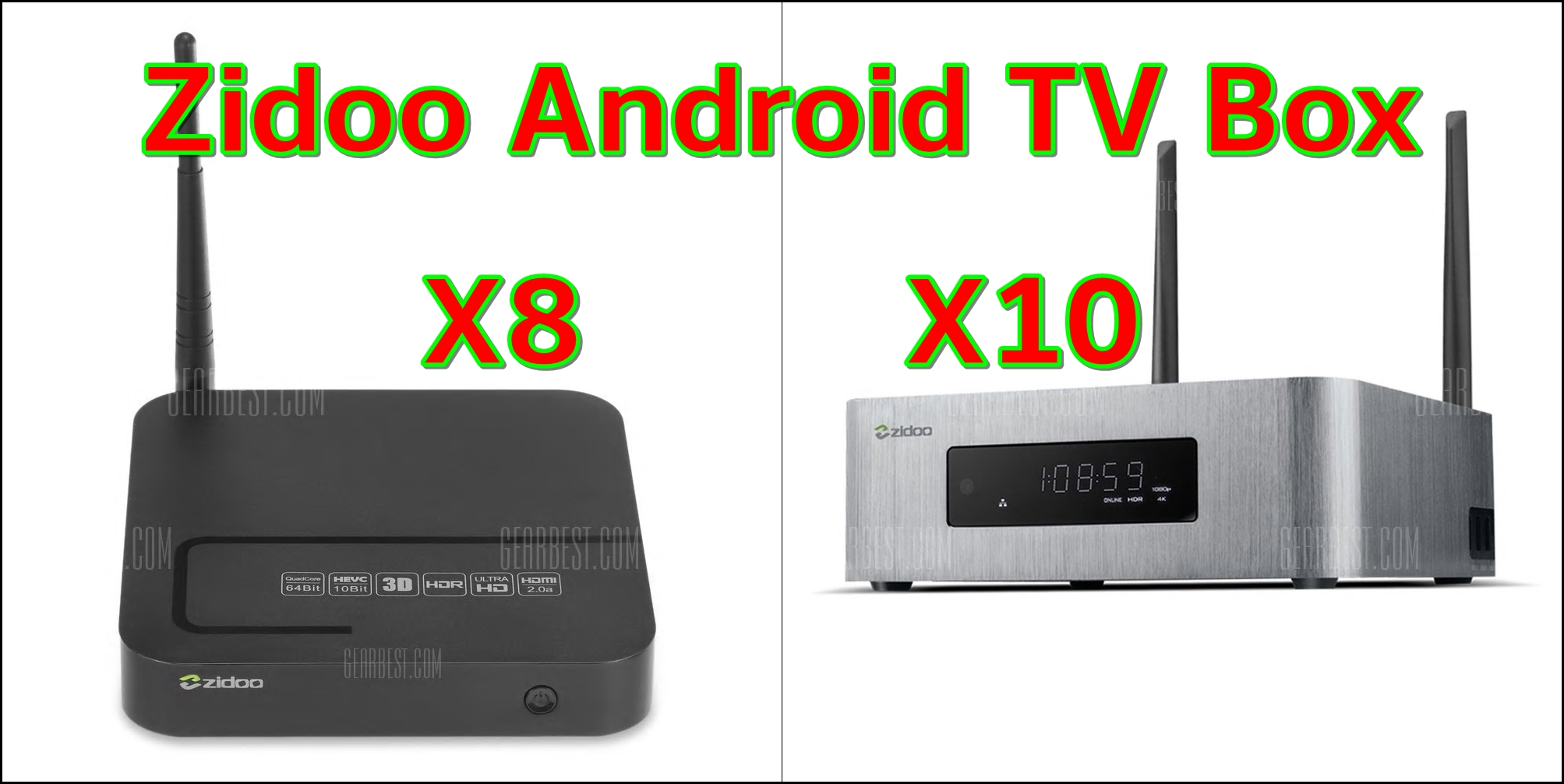 Zidoo Android TV Box