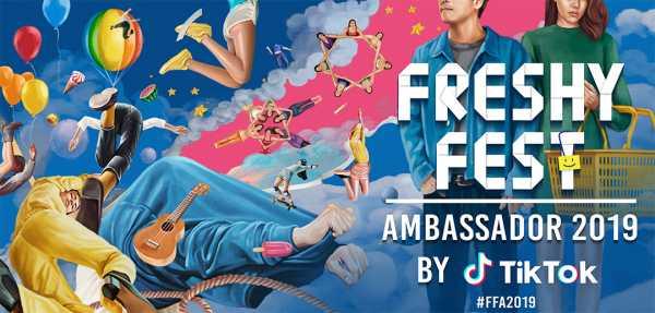 TikTok_Freshy Fest_Banner
