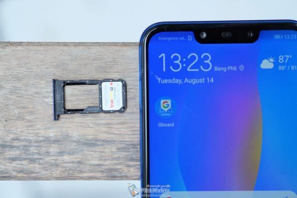 Huawei Nova 3i Mobile Data Settings