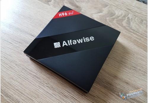 รีวิว  Alfawise H96 Pro+  Android TV Box  1