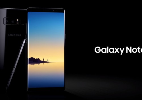 Galaxy Note 8 Official
