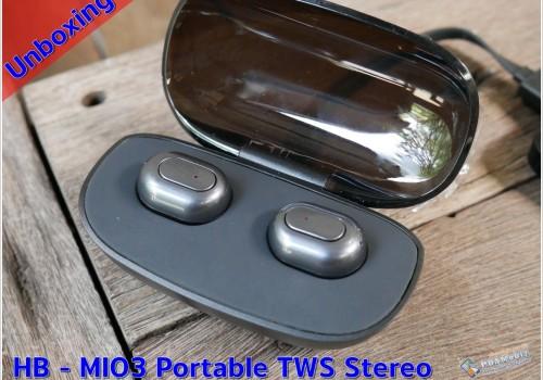HB - MIO3 Portable TWS