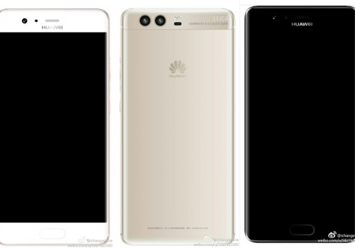 Huawei P 10 real picture